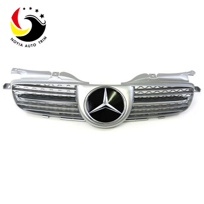 Benz SLK Class W170 Sport Style 98-04 Silver Front Grille