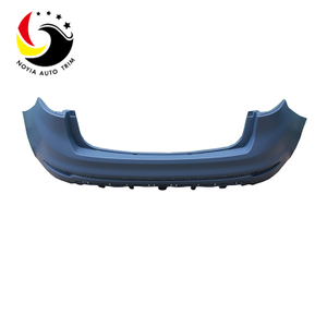 Ford Fiesta 2013 Rear Bumper(4D)