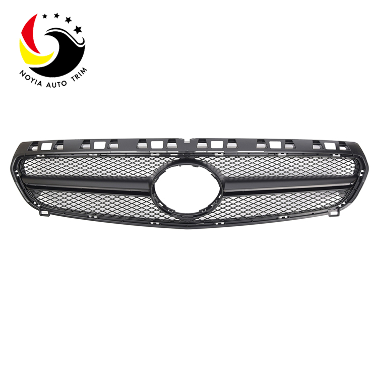 Benz A Class W176 A45 Style 13-15 Matte Black Front Grille