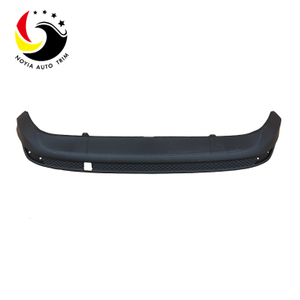 Ford Focus 2012 Lower Bumper Of Rear Bumper(5D Black)