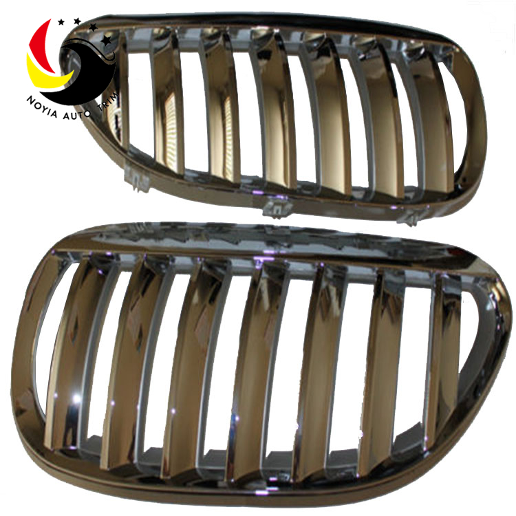 Bmw E64 04-09 Chrome Front Grille