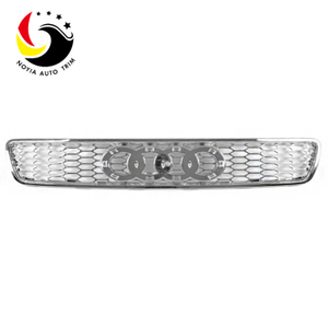 Audi A4 95-00 RS Style Chrome Front Grille