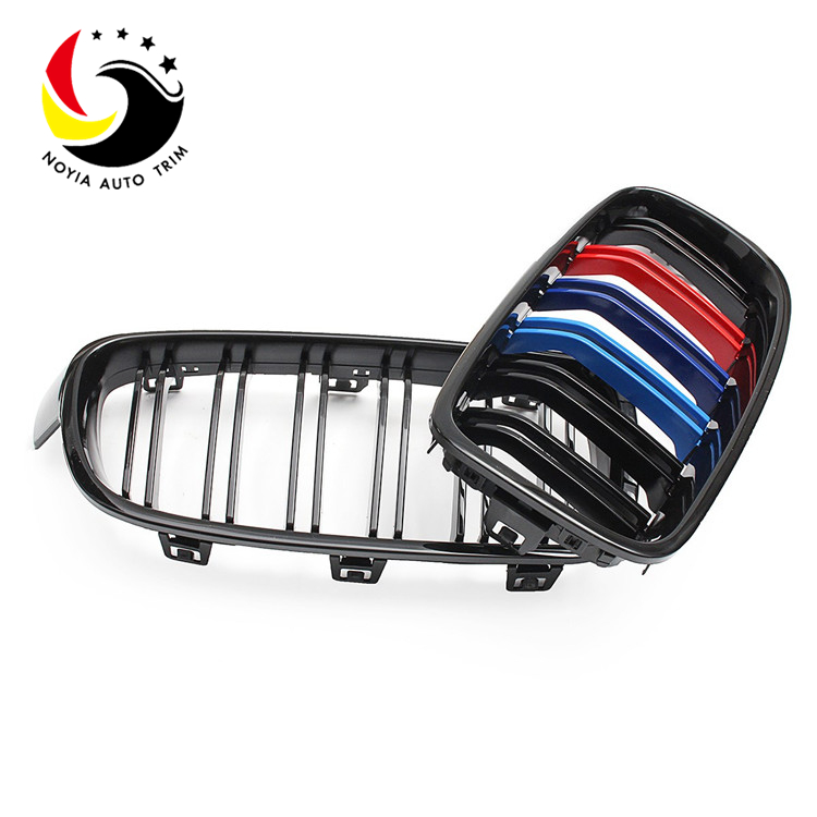 Bmw 3 Series F30/F31/F35 12-IN 2-Slat Glossy M Colour Front Grille