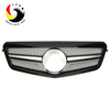 Benz E Class W212 E63 Style 10-13 Gloss Black Front Grille