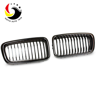 Bmw E38 95-01 Gloss Black Front Grille
