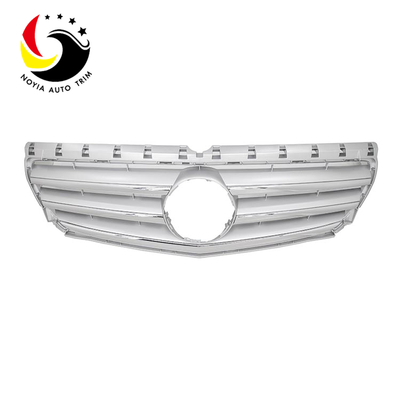 Benz B Class W246 14-16 Original Style Silver Front Grille