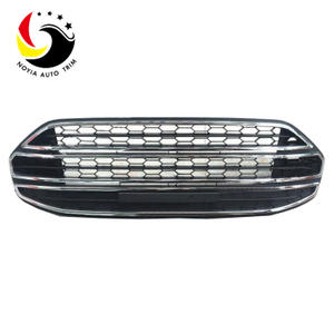 Ford Ecosport 2013 Front Grille (Blackt Chrome)