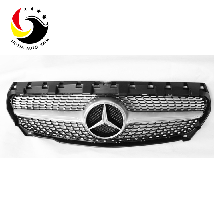 BENZ CLA Class W117 13-15 Diamonds Front Grille