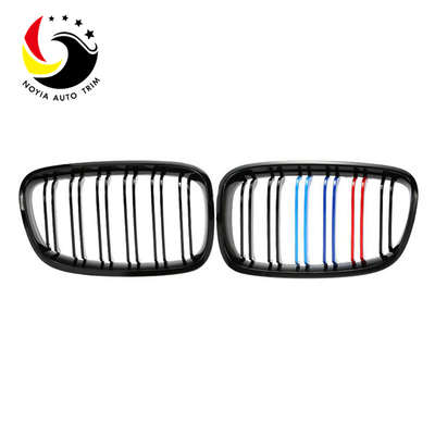 Bmw 1 Series F20/F21 12-14 2-Slat Glossy M Colour Front Grille
