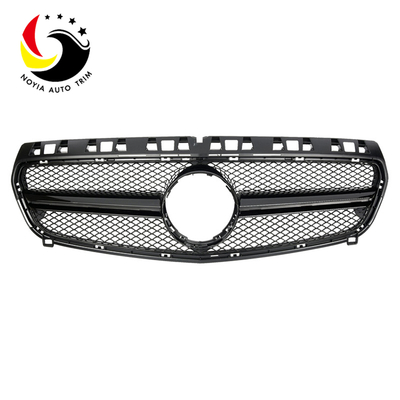 Benz A Class W176 A45 Style 13-15 Gloss Black Front Grille