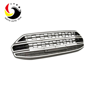 Ford Ecosport 2013 Front Grille (Mat Grey Chrome)