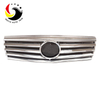 Benz E Class W140 Sport Style 92-98 Chrome Silver Front Grille