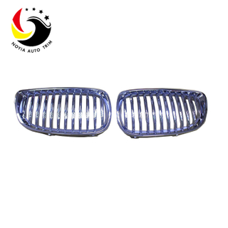 Bmw E92 06-08 Chrome Front Grille