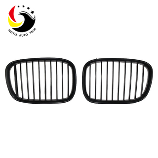 Bmw E39 96-03 Gloss Black Front Grille