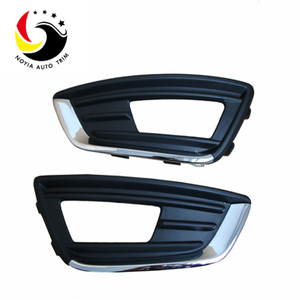 Ford Focus 2015 Fog lamp cover(Chrome Piano Paint)