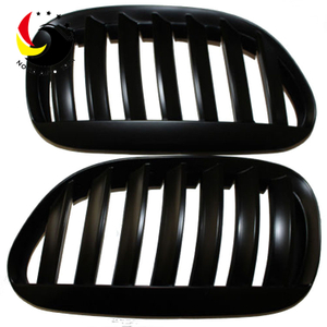 Bmw E64 04-09 Gloss Black Front Grille