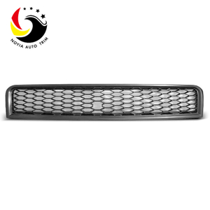 Audi A4 01-05 RS Style Black Front Grille