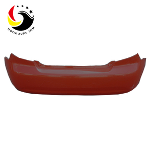 Chevrolet Old Aveo Rear Bumper