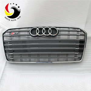 Audi A7 16-17 S Style Front Grille