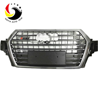 Audi Q7 16-17 S Style Front Grille