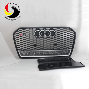 Audi A6 16-17 RS Style Front Grille